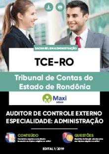 Apostila Concurso TEC-RO