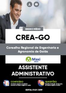 Apostila CREA GO 2019
