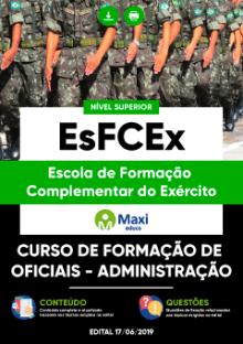 Apostila EsFCEx 2019