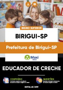Apostila Prefeitura de Birigui