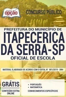 Apostila Itapecerica da Serra Oficial de Escola