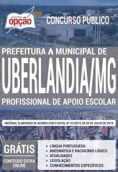 Apostila Prefeitura de Uberlândia