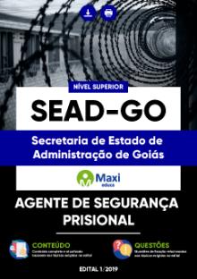Apostila Concurso Agente Prisional GO