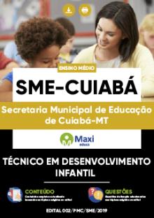 Apostila Concurso SME Cuiabá