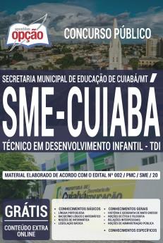 Apostila Concurso SME Cuiabá 2019 pdf