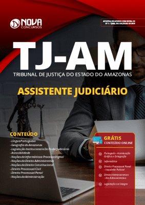 Apostila TJ-AM 2019 pdf