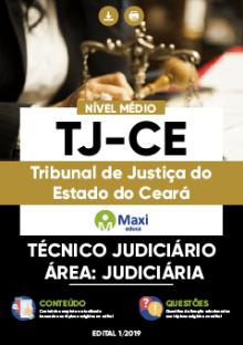 Apostila TJ-CE 2019