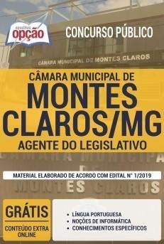 Apostila Câmara de Montes Claros