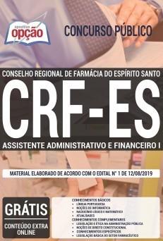 Apostila CRF-ES 2019 pdf