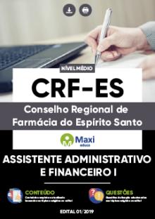 Apostila CRF-ES 2019
