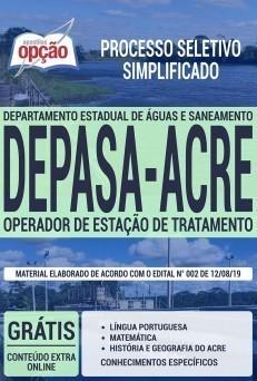 Apostila DEPASA AC 2019 pdf