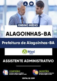Apostila Prefeitura de Alagoinhas BA
