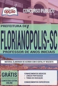 Download Apostila Prefeitura de Florianópolis