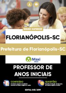 Apostila Prefeitura de Florianópolis