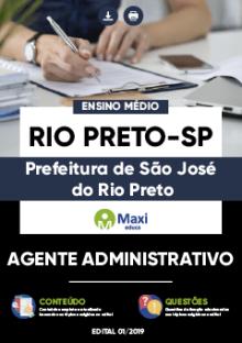 Apostila Prefeitura de São José do Rio Preto