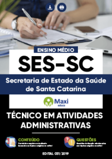 Apostila SES-SC 2019