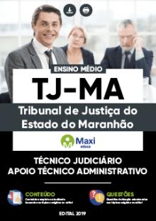 Apostila TJ-MA