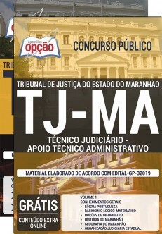 Apostila TJ-MA 2019 pdf