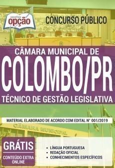 Apostila Câmara de Colombo