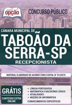 Apostila Câmara de Taboão da Serra