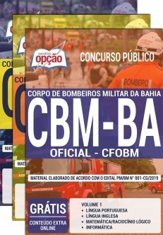 Apostila Concurso Bombeiros Bahia