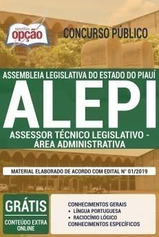 Apostila ALEPI 2019 2020