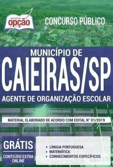 Apostila Prefeitura de Caieiras