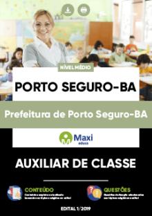 Apostila Concurso Porto Seguro