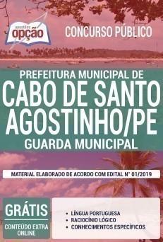 Apostila Prefeitura do Cabo de Santo Agostinho