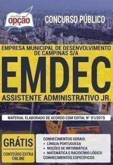 Apostila EMDEC 2019
