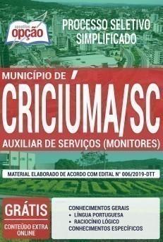 Apostila Prefeitura de Criciúma