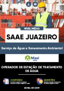Apostila SAAE Juazeiro BA