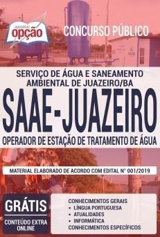Apostila SAAE Juazeiro BA 2019 pdf