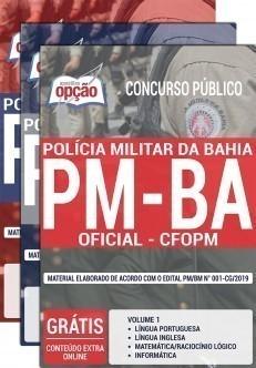 Apostila PM-BA PDF 2019