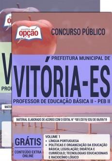 Apostila Prefeitura de Vitória