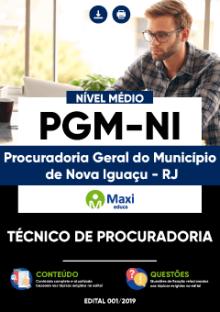 Apostila Procuradoria Geral de Nova Iguaçu