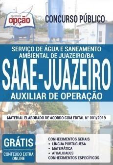 Apostila SAAE Juazeiro