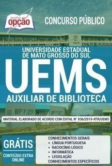 Apostila Concurso UEMS
