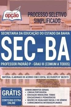 Apostila SEC BA