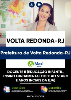 Apostila Prefeitura de Volta Redonda