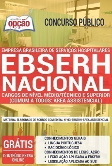 Apostila EBSERH Nacional
