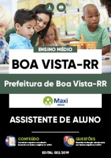 Apostila Prefeitura de Boa Vista