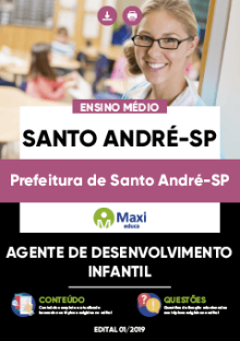 Apostila Concurso Prefeitura de Santo André