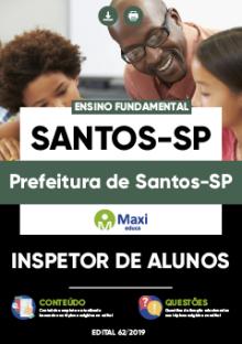 Apostila Prefeitura de Santos