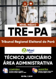 Apostila TRE-PA 2019