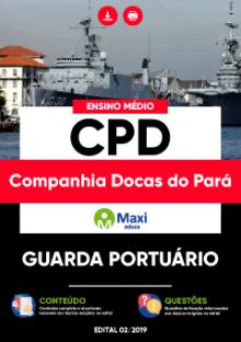 Apostila Concurso Companhia Docas do Pará