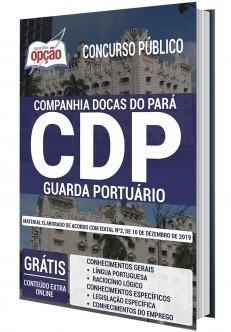 Baixar Apostila Concurso Companhia Docas do Pará