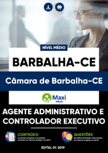 Download Apostila Câmara de Barbalha CE