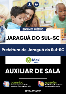 Apostila Jaraguá do Sul 2020