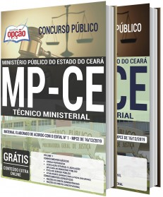 Download Apostila MP-CE